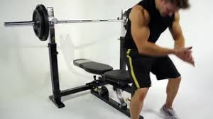 Bench Abs Workout Bodybuilding Rob Riches Legs U0026 Abs Workout On The Powertec Utility