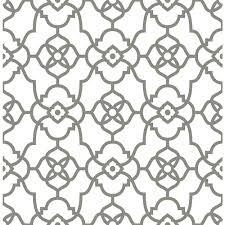 a street atrium grey trellis wallpaper sample 2702 22720sam the