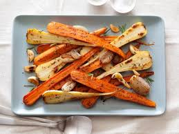 Glazed Root Vegetables Recipe - rosemary roasted root vegetables recipes cooking channel