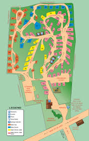 Site Map Shady Knoll Campground Brewster Ma Site Map