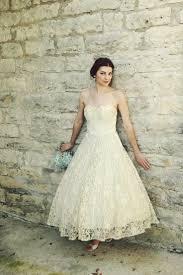 10 tea length wedding dresses vintage tea length wedding dresses