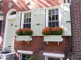red brick white shutters or is there anyway my house could look