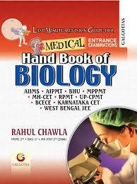 handbook of biology u0026 biology your fingertips by rahul chawla