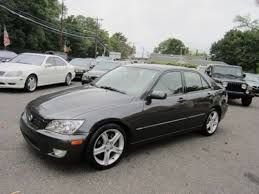 2003 lexus is300 for sale sell used 2001 lexus is300 silver with black interior great driver
