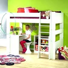 bureau surélevé lit avec bureau coulissant lit lit sureleve avec bureau coulissant