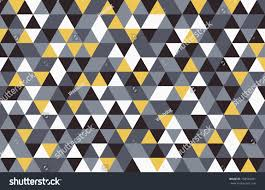 abstract retro pattern geometric shapes colorful stock vector
