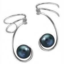 ear cuffs ireland lite blue cat s eye ss ear cuffs 1b lbcs r
