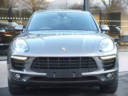 porsche macan agate grey used porsche macan s diesel 3 0 pdk uk supplied spec for sale