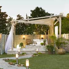 Coupe Vent Terrasse Retractable by Tonnelle Pergola Toiture De Terrasse Leroy Merlin