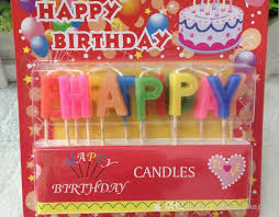 happy birthday candle 13 letters happy birthday candles digital candle cake