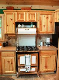 Solid Pine Kitchen Cabinets News Unfinished Pine Kitchen Cabinets On Wonderful Kitchen Cabinet