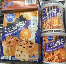 halloween cake mix weird theforkingtruth