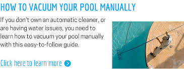 the perfect pool blog pool cleaners manual automatic or robotic