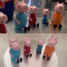 439 best peppa pig cakes images on pinterest peppa pig cakes