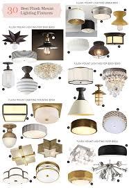 Kitchen Light Fixtures Flush Mount The 30 Best Flush Mount Lighting Fixtures Flush Mount Lighting