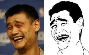 Laughing Man Meme - the bizarre origins of memes aww yeah memes