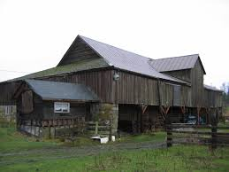Hip Roof Barn by Gable On Hip Historic Barns Of The San Juan Islands
