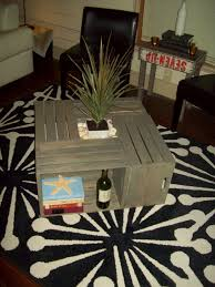 diy wine crate coffee table the dapper cowboy