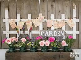 Garden Fence Decor Garden Decor From Curbside Picket Fence Prodigal Pieces