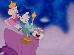 cinderella dreams father waltz disney