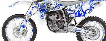 yamaha dirt bike graphic kits yamaha mx graphics yamaha custom
