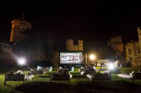 Botanical Gardens Open Air Cinema Enjoy A At The Moviezzz With The World S Sleep