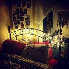 string lights fairy lights on headboard let u0027s make my room