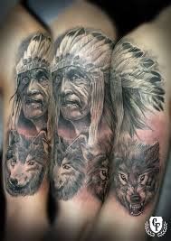 28 best indian wolf tattoo images on pinterest wolves feather