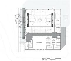 floor plan office studiohillier project solebury conceptual design 510 ground