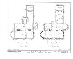 princeton university floor plans file dean u0027s house 73 nassau street princeton mercer county nj