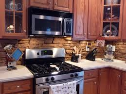 stainless steel backsplash kitchen kitchen backsplash adorable tumbled stone tile 4x4 garden stone