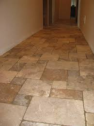 Bathroom Tile Flooring Ideas Tumbled Stone Tile Bathroom Tumbled Travertine Tile Fro Rustic