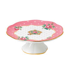 pink cake stand royal albert cheeky pink small cake stand royal albert uk