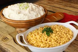 side dishes premium mac and cheese mashed potatoes and more