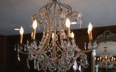 Tole Chandelier Topic Vintage French Tole Chandelier