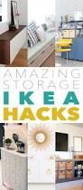 amazing storage ikea hacks the cottage market