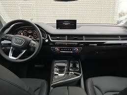 Audi Q7 Models - certain 2017 audi q7 models to be recalled over power steering