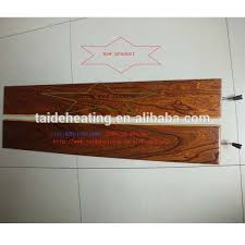 carbon electric far infrared heating wood laminate