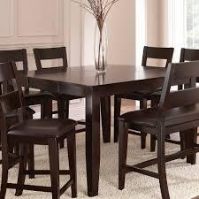 Steve Silver Dining Room Sets Steve Silver Vc900pt Victoria Counter Table In Dark Espresso