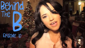 behind the b episode 10 a becky g christmas youtube