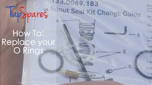 tap spares uk how to replace your tap s o rings youtube tap spares uk how to replace your tap s o rings