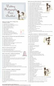 wedding planning checklist glamorous wedding photography checklist