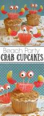 thanksgiving cupcakes for kids crab cupcakes clean and scentsible
