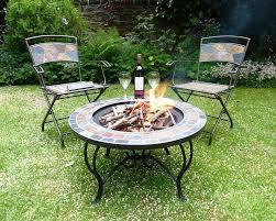 Vintage Homecrest Patio Furniture - custom fire pit tables ideas