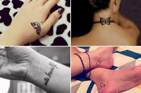 133 inspiring and small tattoos ideas for