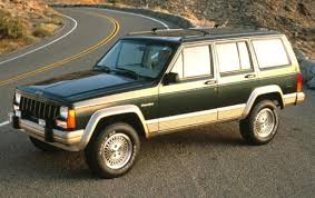 1993 jeep cherokee information and photos zombiedrive
