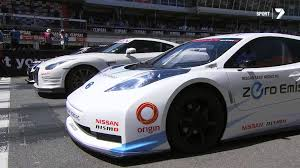 nissan altima 2015 v8 nissan time attack at clipsal gt r vs nismo leaf rc vs nissan