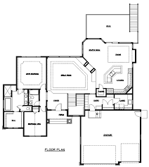 large floor plans clever design ideas master suite house plans 2 with large