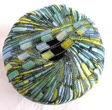 ladder ribbon ladder ribbon yarn called seascape 80 shades of aqua blue green