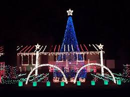 Christma Light Neighborhoods With Most Outrageous Lights In Every State